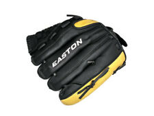 "Easton Black Magic Bx1250B Leather Baseball Glove Rht 12.5"" Pattern"