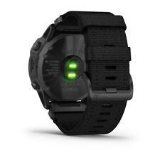 Garmin tactix® Delta  Solar-powered tactical GPS watch nylon 010-02357-11 GPS