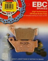 EBC - FA208R - R Series Sintered Brake Pads - Made In USA