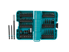 Makita Impact Drill Driver Bit Nut Screwdriver Set 50 Piece Bits Kit Power Tool