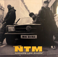 Suprême NTM Featuring Lord Kossity ‎CD Single Ma Benz - France (VG/VG)