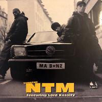 Suprême NTM Featuring Lord Kossity CD Single Ma Benz - France (VG/VG)