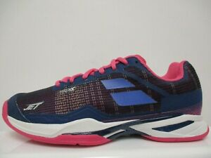 Babolat Jet Mach I Ladies All Court Shoes UK 5.5 US 7.5 EUR 38.5 REF F1450