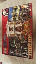 Lego Harry Potter Set 10217 Diagon Alley. Complete with Box and Instructions