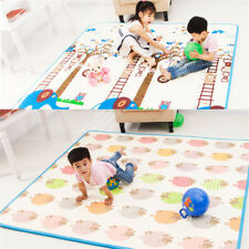 180cmX150cm Baby Game Play Mat Child Activity Soft Crawl Creeping Mat Foam AY