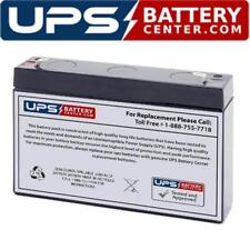 Leoch LP12-2.8 12V 2.8Ah F1 Replacement Battery