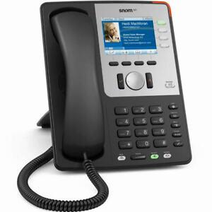 snom 821 Executive VoIP Black *EOL*
