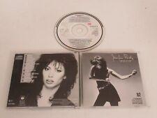JENNIFER RUSH/MOVIN'(CBS CD 26710)CD ALBUM