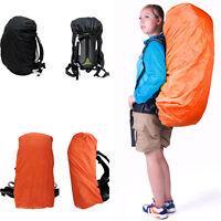 Camping Cycling Hiking Rain Resist Proof Waterproof Rainproof Bag Backpack Cover