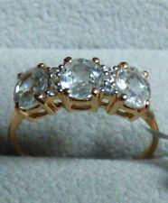 Tanzanian Zircon Gold Ring