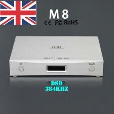 SMSL M8 USB DAC OPTIC/Coaxial/XMOS USB Asynchronous Digital Decoder 384KHZ/24Bit