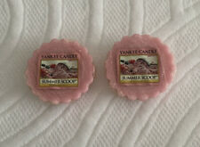 New Yankee Candle Lot Of Two Summer Scoop Tarts