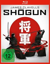 Shogun James Clavell Richard Chamberlain Completa Serie Tv 5 Blu-Ray Box
