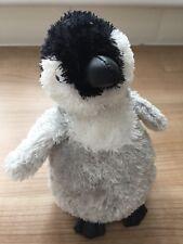 ZOOPARC BEAUVAL Soft Plush Peluche Bébé Pingouin Très bon état jouet zoo parc