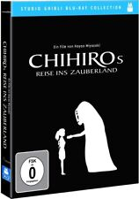 CHIHIRO'S REISE INS ZAUBERLAND (Blu-ray Disc) Studio Ghibli Collection NEU+OVP
