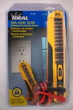 IDEAL VOL-CON ELITE Voltage/Continuity Tester 61-092 NEW