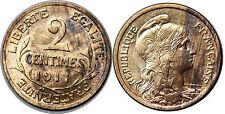 DANIEL DUPUIS 2 CENTIMES 1911