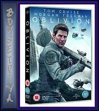 OBLIVION - Tom Cruise & Morgan Freeman  **BRAND NEW DVD **