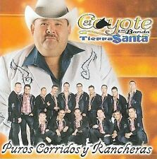Puros Corridos Y Rancheras by El Coyote Y Su Banda