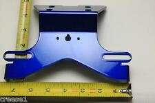FZ6R FZ-6R BLUE  FENDER ELIMINATOR 2009 2010 2011 2012 2013 2014