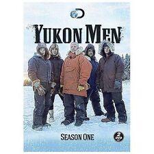 Yukon Men (DVD, 2014, 2-Disc Set) NEW