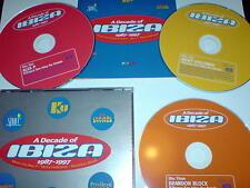 A DECADE OF IBIZA 1987-1997 - 3 CD ALBUM