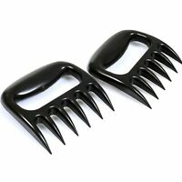 Meat Shredder Grill Smoker TIKA Meat Claws BBQ Grill Meat Handler Forks US
