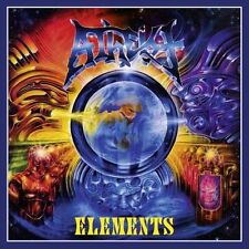 ATHEIST - ELEMENTS - CD+DVD NEW SEALED 2015 DIGIPACK