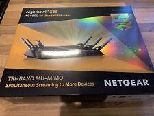 Netgear Nighthawk X6S R8000P AC4000 Tri-Band WiFi Router