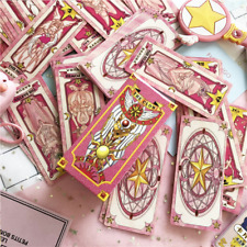 Cardcaptor Sakura Clow Cards *Full Set* Cosplay Fortune Tarot Card Captor Anime