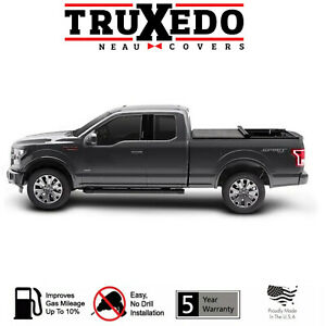 TruXedo Roll Up TruXport Tonneau Cover Fits 2015-2021 Ford F150 Truck 5.7' Bed