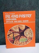 VINTAGE BETTY CROCKER'S PIE & PASTRY COOKBOOK 1972 2ND PRINTING