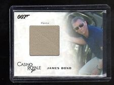 James Bond in Motion SC03 costume card 147/777