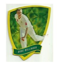 2009/10 Select Cricket Australia DIE CUT FDC1 DOUG BOLLINGER TEST TEAM CARD ACA