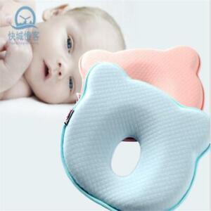Baby Pillow Anti Flat Head Cushion Newborn Infant Crib Cot Bedding Baby LE