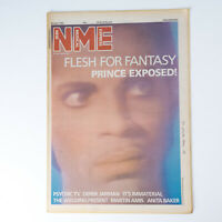 NME magazine 26 April 1986 PRINCE cover Psychic TV Anita Baker Martin Amis