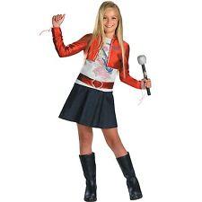 Disguise Costume Disney Hannah Montana Child Costume Size 4-6X NEW