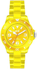 Ice-Watch Classic Solid Polyamide Yellow Mens Watch CS.YW.B.P.10