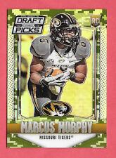 2015 Marcus Murphy Panini Prizm Draft Camo Prizm Rookie /199 - Saints
