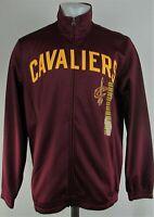 Cleveland Cavaliers NBA G-III Men's Full-Zip Track Jacket