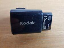 Genuine Kodak K20-EC Easyshare USB Camera Mains Charger & UK adapter P/N 9E6139