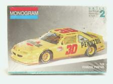 1/24 Monogram #30 Pennzoil Pontiac Grand Prix Stock Car Plastic Scale Model Kit