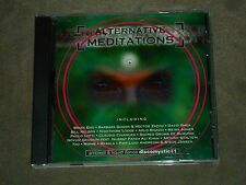 Alternative Meditations 1 - Brian Eno Hector Zazou Bill Nelson Steve Jansen