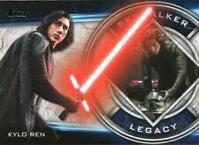 Star Wars Skywalker Saga Legacy Chase Card FT-10 Kylo Ren