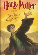 Harry Potter and the Deathly Hallows-J K Rowling, Mary GrandPre