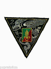 Patch Militare Legione Straniera Francese 2 REP Paracadutisti Légion étrangère