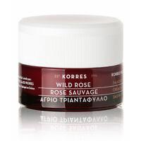 KORRES Wild Rose 24-Hour Moisturising Day Cream Normal Dry Skin 40ml