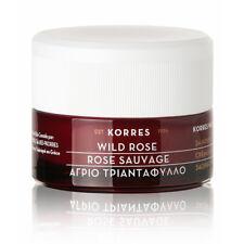 KORRES Wild Rose Hydrating and Brightening Moisturiser for Normal/dry Skin Spf6