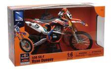 NEW RAY MODELLINO MOTO CROSS KTM 450 SX F RYAN DUNGEY SCALA 1:6 MODEL BIKE