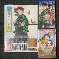 USED NARUTO Exhibition Limited Guidebook MICHI Naruto